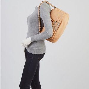 Fendi Mia Flap Shoulder Bag